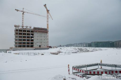 Neuland – Baustelle Bibliothek 21